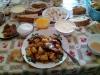 CBT Yurt Lunch